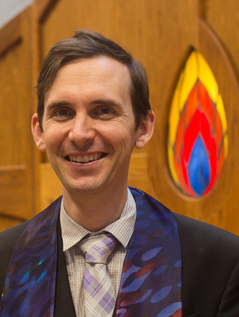 Reverend Matthew McHale