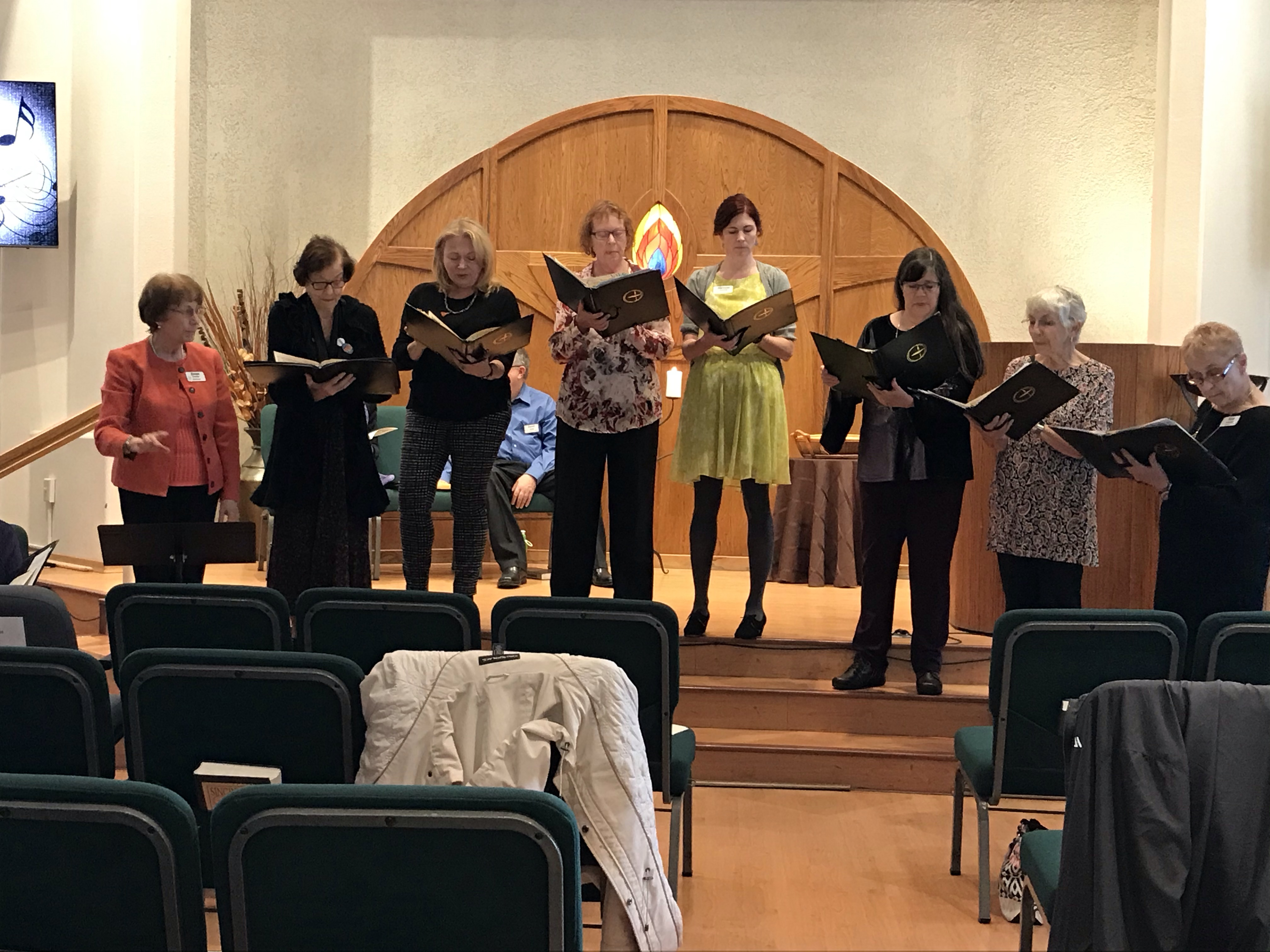 Choir - Just the ladies 3-2020