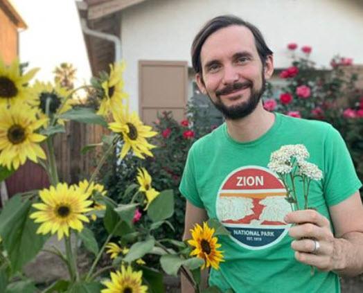 Rev. Matthew - Flower Communion 2020