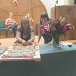 New Member Sunday - Welcome Nancy and Linda Beth