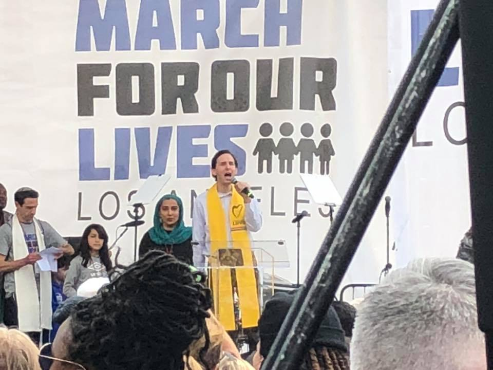 March For Our Lives - Rev Matthew McHale